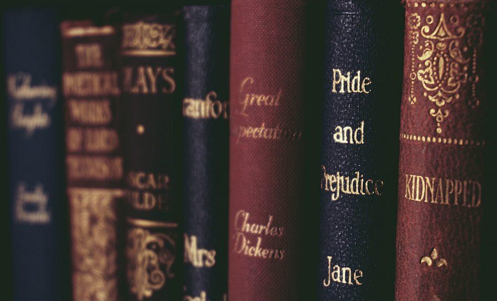 English Classics Books - Original Cover