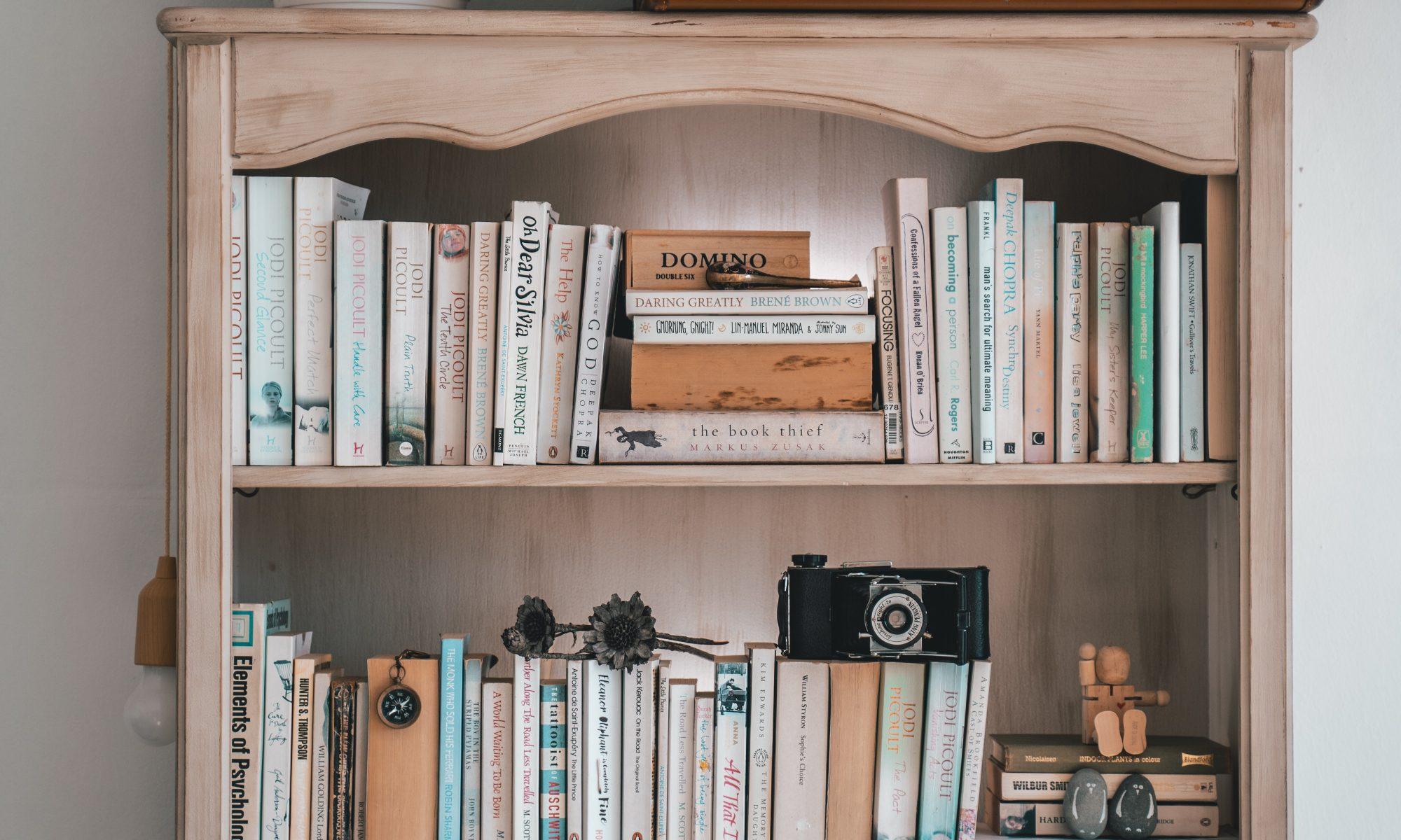english books - english modern fiction