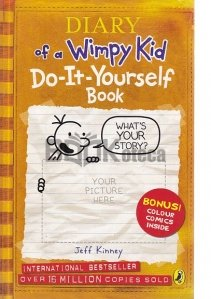 Diary of a Whimpy Kid Do-it-Yourself Book