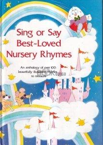 Best Loved Nursery Rhymes to Sing or Say