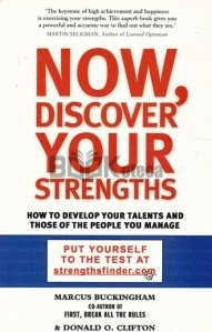 Now, Discover Your Strengths