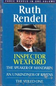The Speaker of Mandarin/An Unkindness of Ravens/The Veiled One