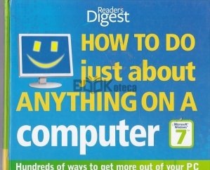 How to Do just About Anything on a Computer, Microsoft Windows 7