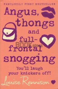 Angus, Things and Full-Frontal Snogging