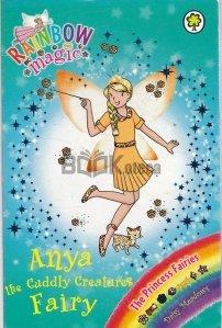 Anya the Cuddle Creatures Fairy