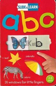 Slide & Learn A B C