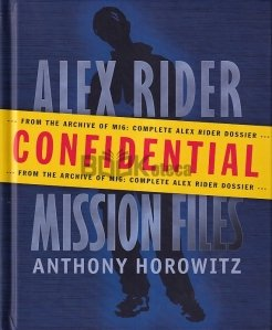 Alex Rider Mission Files
