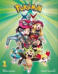 Pokemon XY