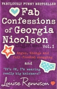 Angus, Thongs and Full-Frontal Snogging. 'It's OK, I'm Wearing Really Big Knickers!'