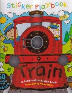 Sticker Playbook: Train