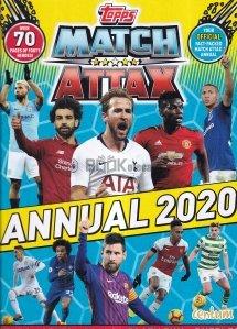 Match Attax: Annual 2020